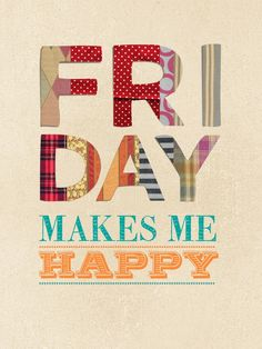 Have a Good Friday everyone (: