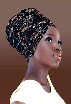 Beautiful headwrap!!