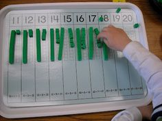 Mrs. Swanson's Kindergarten Blog - PM: Tricky Teen Numbers
