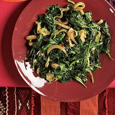 Braised Kale | CookingLight.com #myplate #vegetables