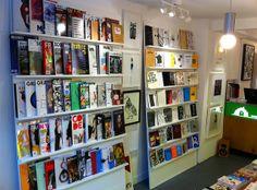 analogue books, Edinburgh