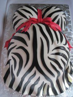 Baby shower cake :)