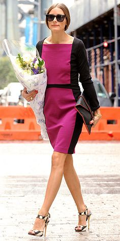 fashion, party dresses, block prints, formal dresses, outfit, the dress, inspir, animal prints, olivia palermo