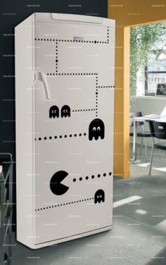 Frigo on pinterest stickers transformers and sons - Stickers frigo 2 portes ...