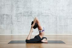 Awesome yoga poses and how to do them yourself! Photos by Justin Namon