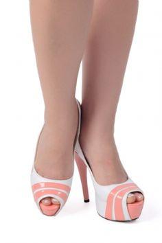 Ayakkabı - Topuklu Sandalet - Tozlugiyim.com.tr