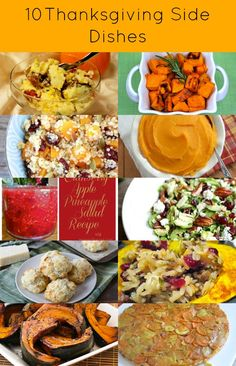 Thanksgiving Side Dishes | NEW Recipes to Try this year!