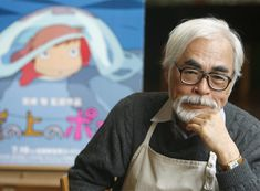 Miyazaki & Ponyo