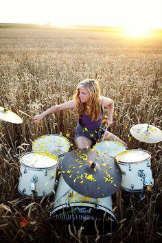 girl drummer   Tumblr