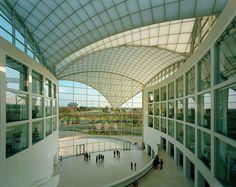 United States Institute of Peace, architecture: Moshe Safdie, photo via designboom by re-Design, via Flickr