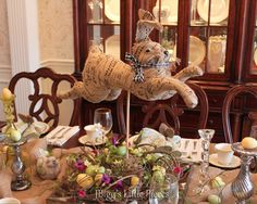 JBigg's Little Pieces: Easter Dining