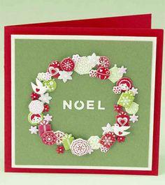 Christmas card to make