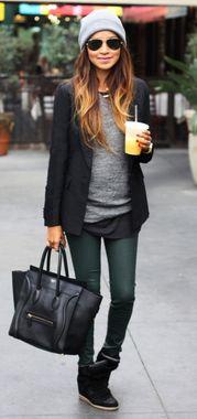 Winter Fashion 2014.