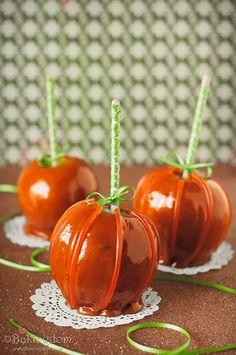 Carmel Apple Pumpkins