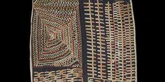 Woodabe robe ( detail) - Welcome to Adire African Textiles Robes Gallery