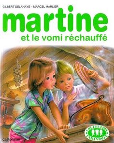 Martine and the re heated vomit