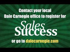 Dale Carnegie Training & Jeffrey Gitomer: Sales Success Webinar – Dale Carnegie Training