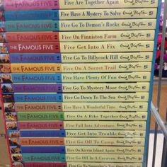 Famous Five collection