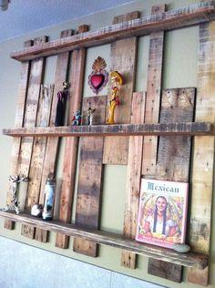 18 Creative Home Arrangements with Old Pallets | Design  DIY Magazine
