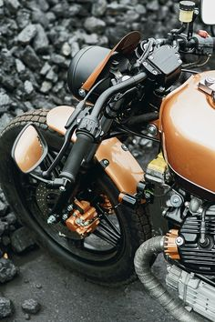 TADAOCERN CAFERACER on Behance