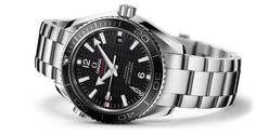 "New Omega James Bond the Seamaster Planet Ocean 600M ""SKYFALL"" Limited Edition watch."