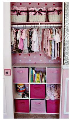 Little Girls closet. by valerie.p.hopkins