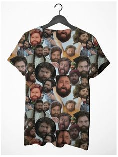 Zach Galifianakis Crush Tee