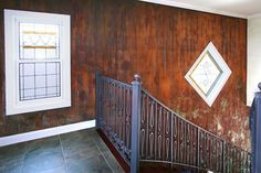 One of my favorite Gary Lord finishes- rusted wall- Faux Painting Gallery