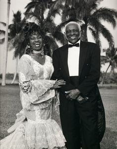 One of the most beautiful women of all time...Celia Cruz and her Pedro Knight  BY: ALEXIX RODRIGUEZ DUARTE