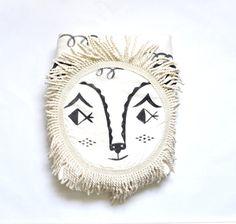 Heirloom Lion Blanket