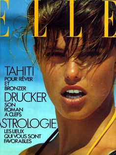 Renee Simonsen - probably my favourite model from back in the day