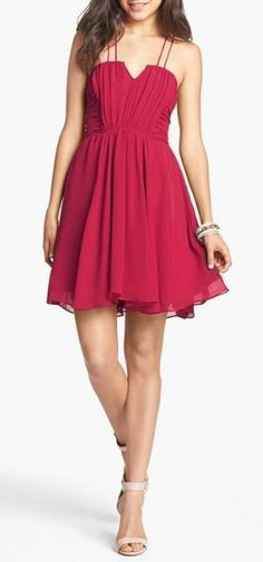 A darling prom dress