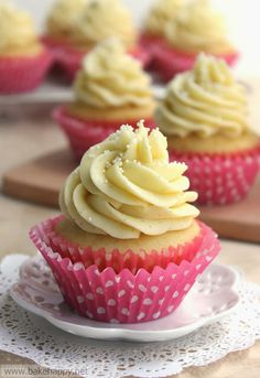 Easy to Make, Perfectly Moist Cupcakes-The Most Amazing Vanilla Cupcake Recipes You'll Find
