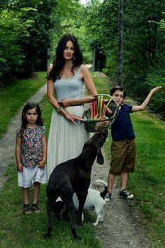 Beautiful mama style (Mimi Thorisson)