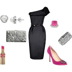 NYE.... Someday, created by wernerusc on Polyvore