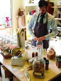 Oaktown Spice Shop  A Little Alchemy and a Lot of Heart - Oakland Magazine - May-June 2012 - Oakland, California