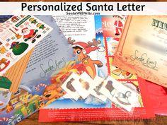(Santa Will Write: P