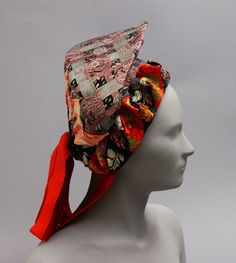 Woman's hat, Italy, early to mid 20th century.