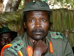 He thinks he is a great man, abducting children, and brain washing them to kill innocent people and even their own parents... How sick!   Save these 'invisible children'!!!!   MAKE KONY FAMOUS!!!     *Spread the word*
