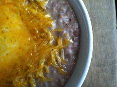 A Taste of Home Cooking: Homemade Refried Beans