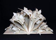 recyclart, book art, book book, paper amp, art paper