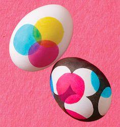 Funky Easter Egg DIY :)