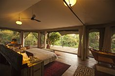 Mara Plains Camp - R