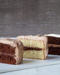 Gastronaut:Layer Cake Recipes.. OH NO!!