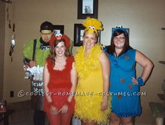 halloween costumes, group costumes, homemad costum