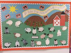 sheep bulletin boards | Pin it Like Image