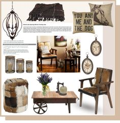 """Farmhouse"" by helenevlacho on Polyvore"