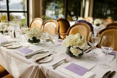 The Teahouse in Stanley Park is a great intimate wedding venue!