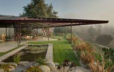 Timber House by Rodney Walker