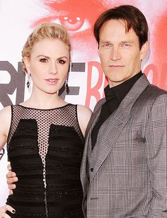 #AnnaPaquin and #StephenMoyer premiered the fifth season of #TrueBlood at the ArcLight Hollywood. http://news.instyle.com/photo-gallery/?postgallery=114584
